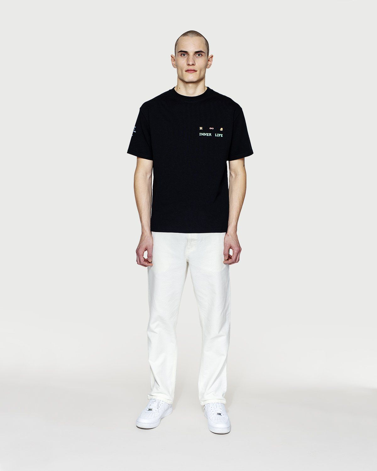 Inner Life by Highsnobiety - T-Shirt Black - Image 2