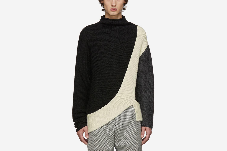 Merino & Alpaca Rex Sweater