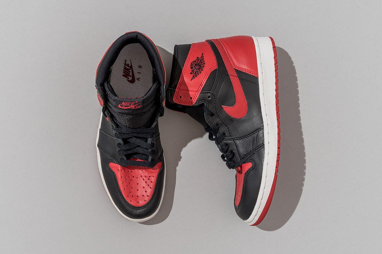 1994 Air Jordan 1 Black/red
