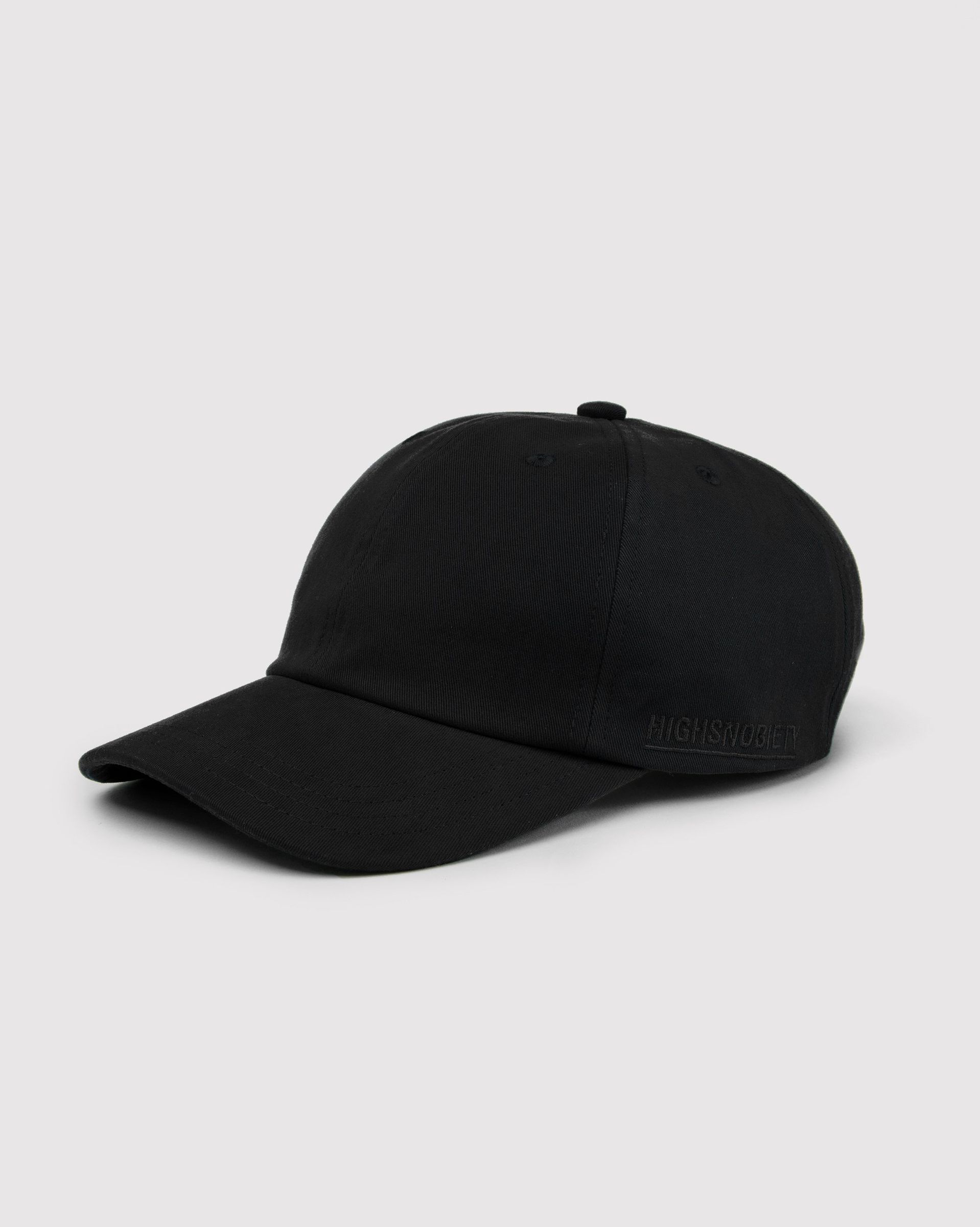 Highsnobiety Staples - Cap Black - Image 1