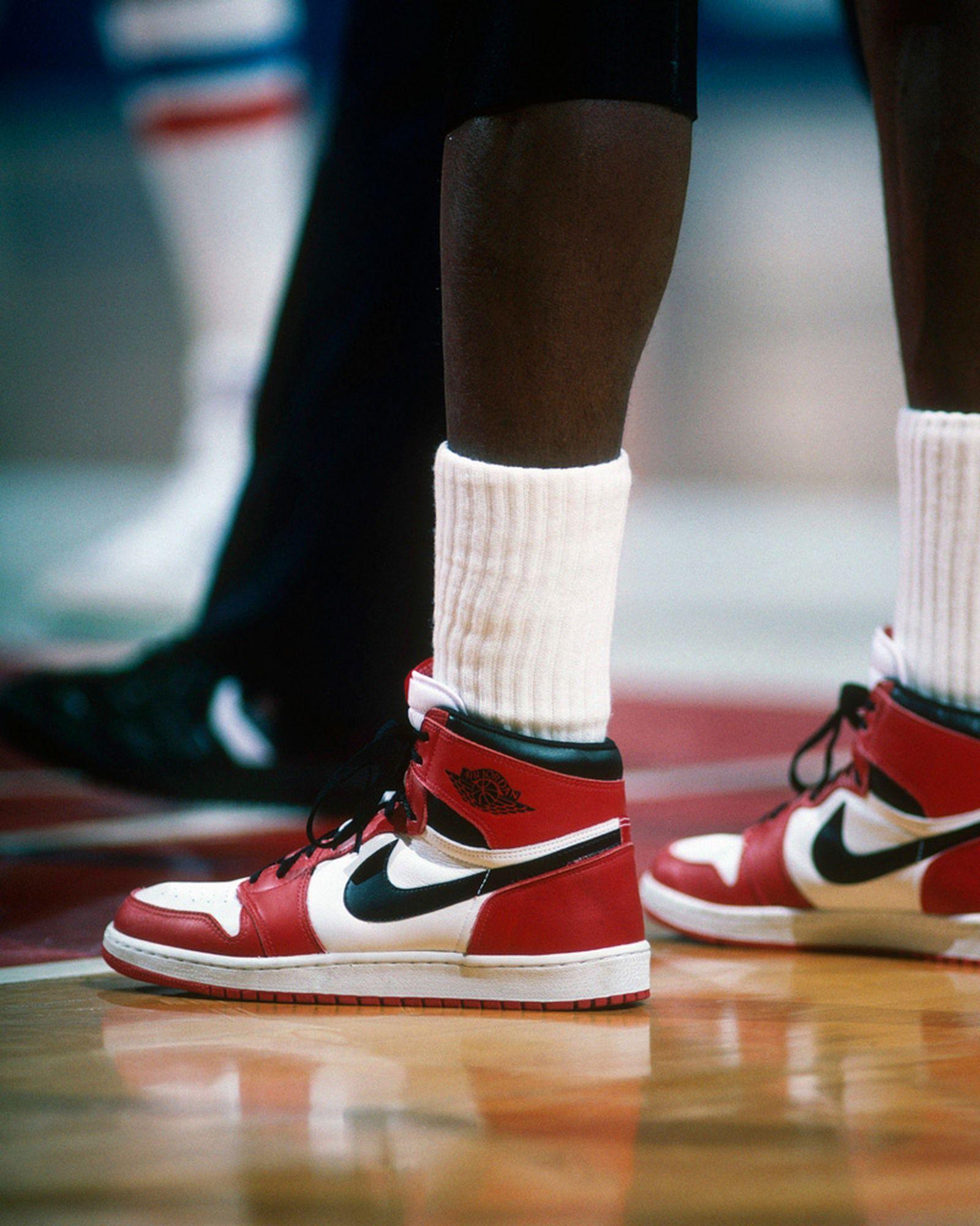 air jordan 1 history Nike michael jordan