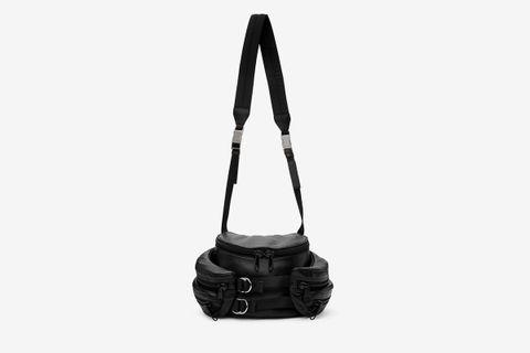 Double Buckle Bag