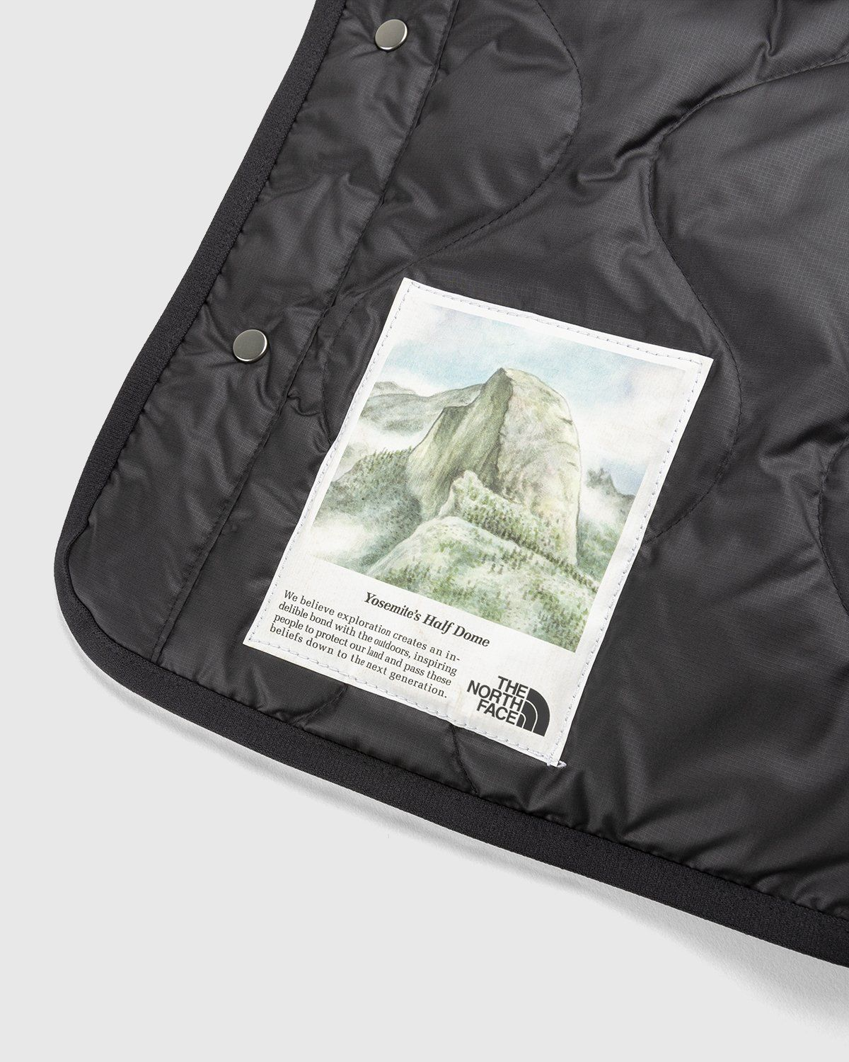 The North Face – M66 Down Jacket Black - Image 5