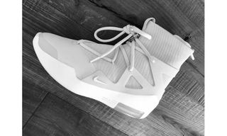 Jerry Lorenzo Teases a Further Glimpse of Fear Of God x Nike Sneaker