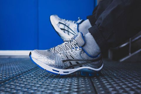 asics gel kinsei og best instagram sneakers ASICS GEL-KINSEI OG New Balance Nike Air Max