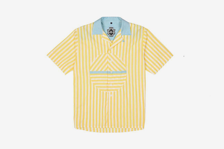 Solerie Panel Shirt