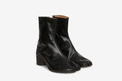Mid Calf Boots