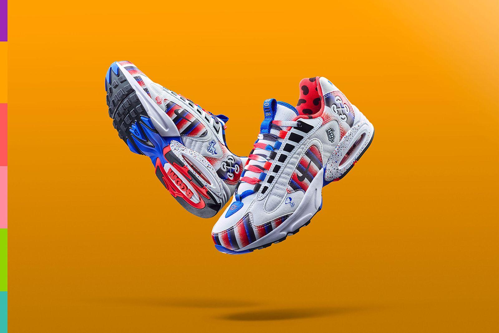 Nike Doernbecher Freestyle 2019 Air Max Triax 96