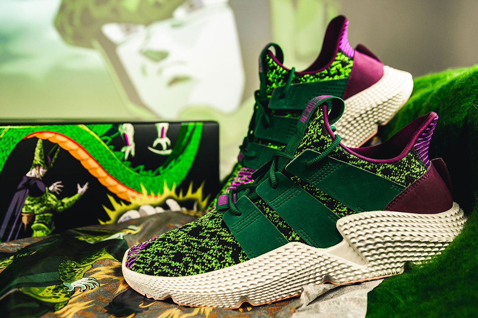 dragon ball z adidas prophere cell release date price