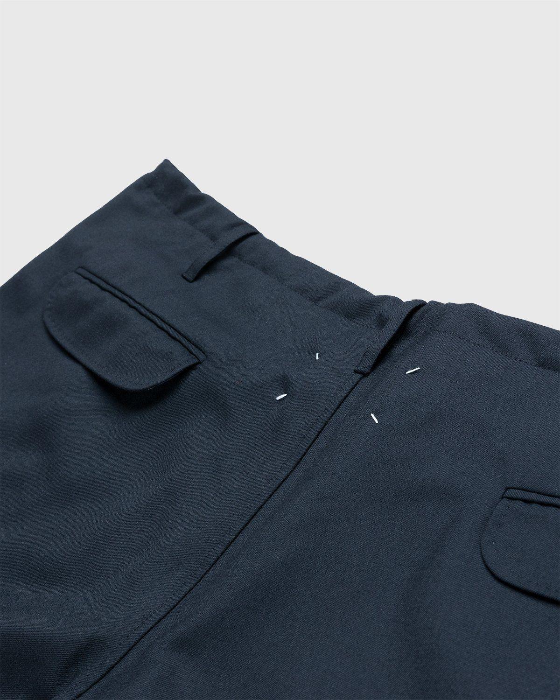 Maison Margiela – Drawstring Leg Trousers Black - Image 4