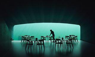 Europe's First Underwater Restaurant Is Now Open & It's Breathtaking
