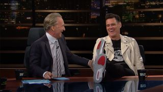 jim carrey nike colin kaepernick support just do it