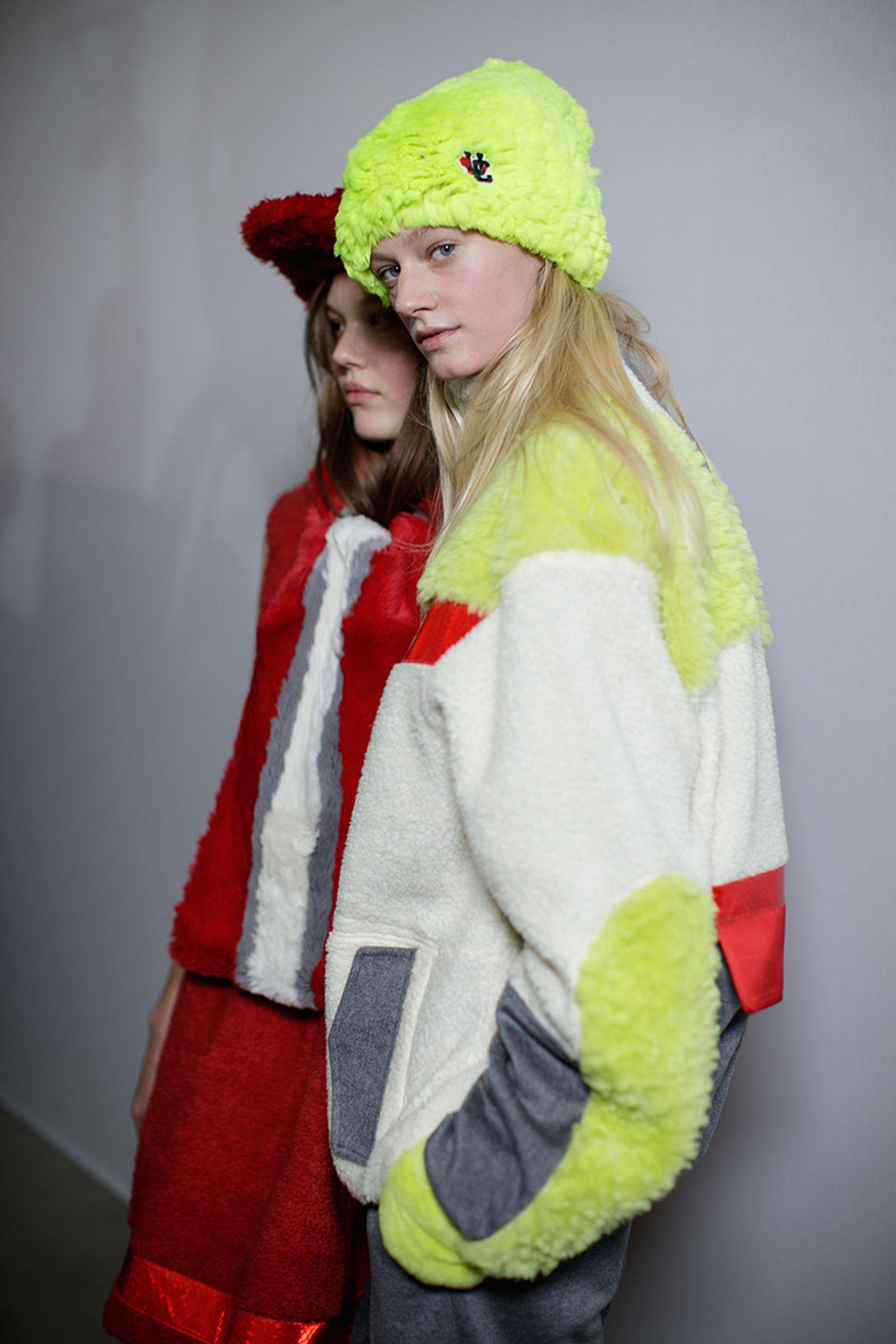 undercover nike react fw18 pfw Fall/WInter 2018 paris fashion week runway
