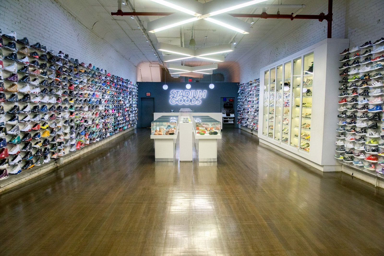 New York Sneaker Boutiques