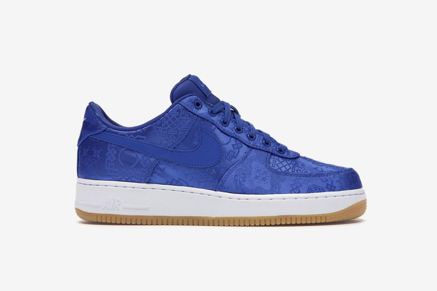 Air Force 1 Low Blue Silk