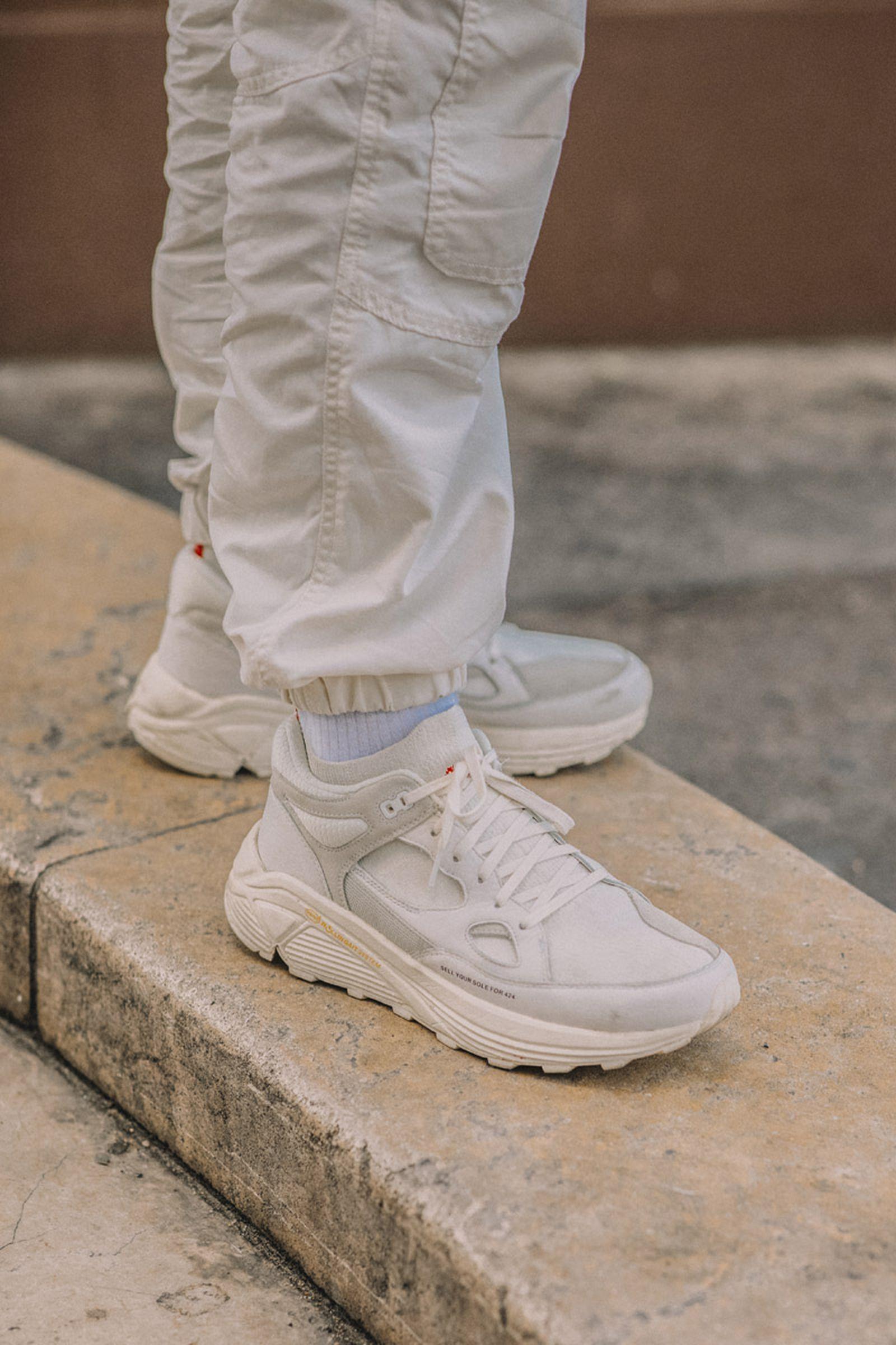 paris fashion week ss19 sneakers