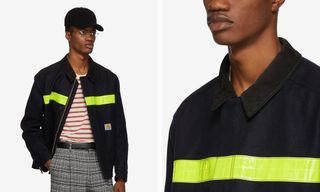 This Junya Watanabe x Carhartt Jacket Is on Sale for Just 37% of Its Original Price