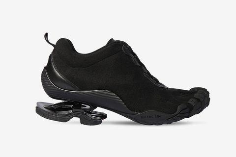 Vibram Toe Sneakers