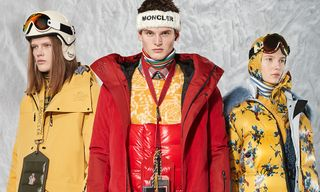 Moncler Heads Back to the '60s With 3 MONCLER GRENOBLE Collection