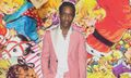 Was A$AP Rocky's Pink Loewe Tux His Wildest Look of 2019?