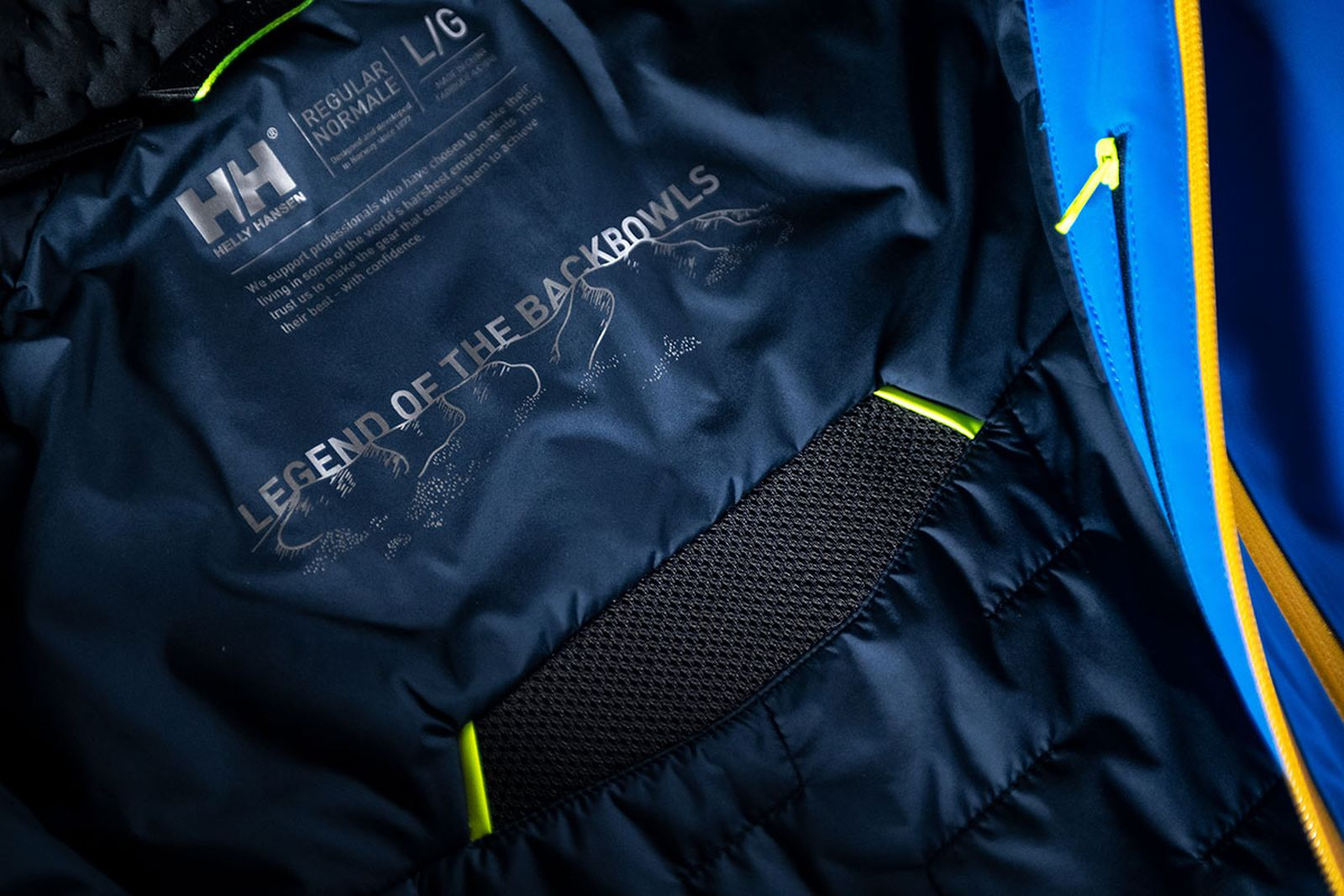 Helly Hansen x Vail Resorts LifaLoft Jacket