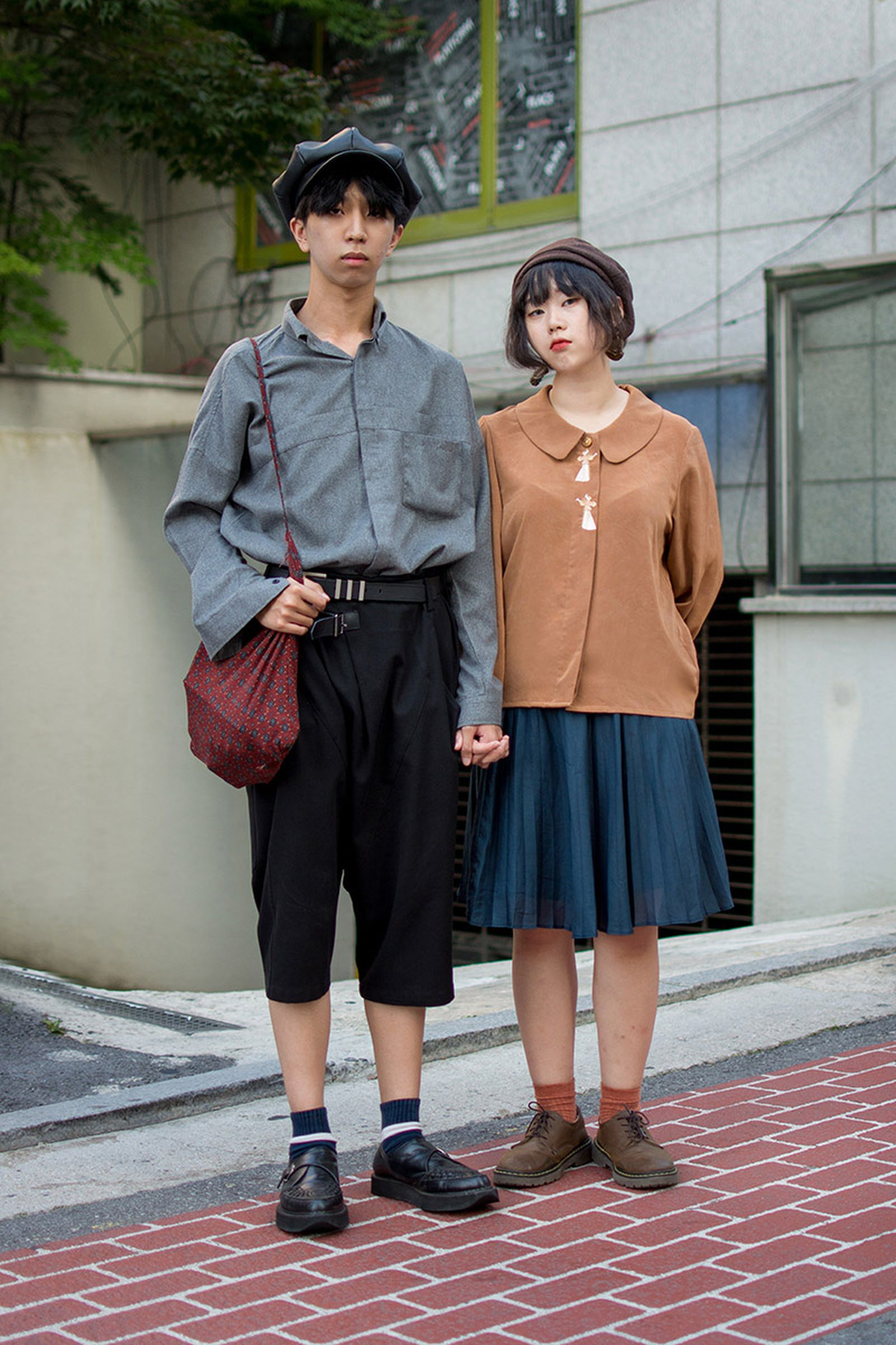 seoul street style july6 Balenciaga Children of the Discordance Gucci