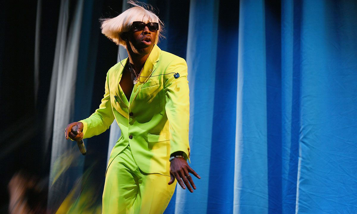 You Can Now Watch Tyler, the Creator Perform 'IGOR' In Full