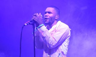 Frank Ocean Gifts Fans With Christmas-Themed 'blonded RADIO' Episode