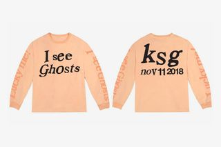 62878e5f3ffe Kanye West   Kid Cudi Drop New  KIDS SEE GHOSTS  Merch