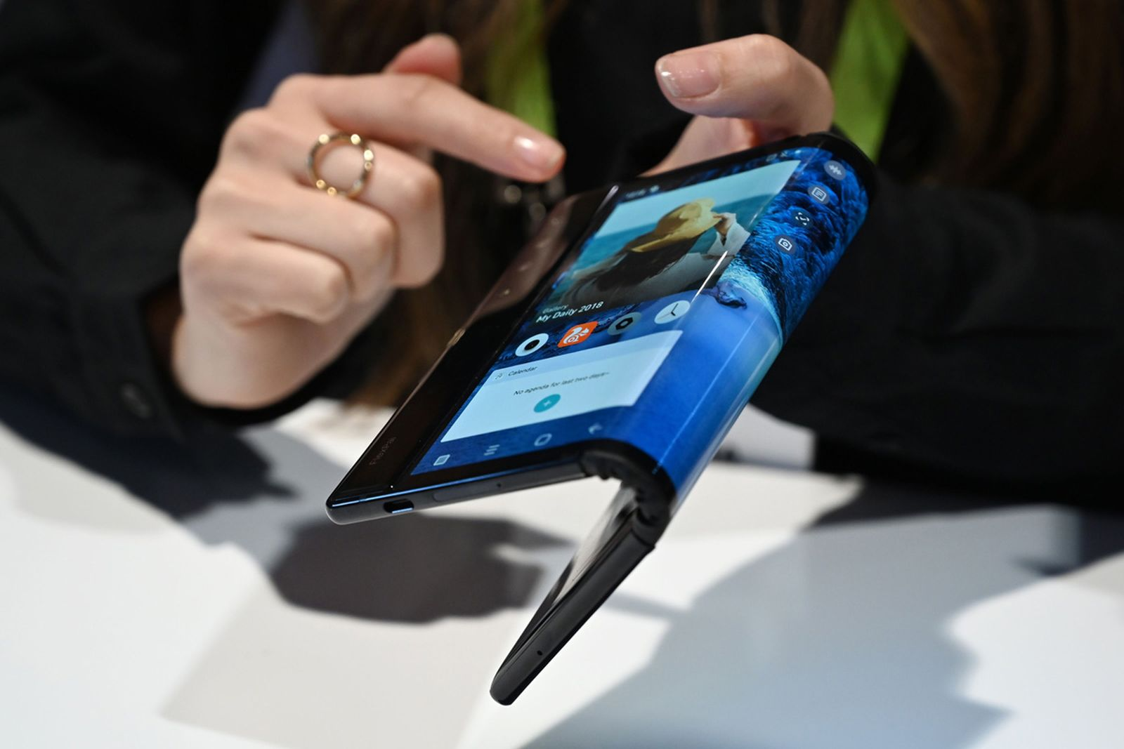 royole flexpai CES 2019 technology