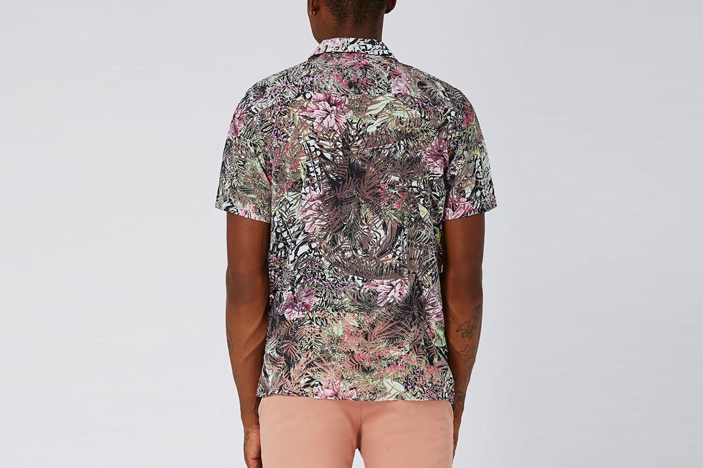 Floral Revere Shirt
