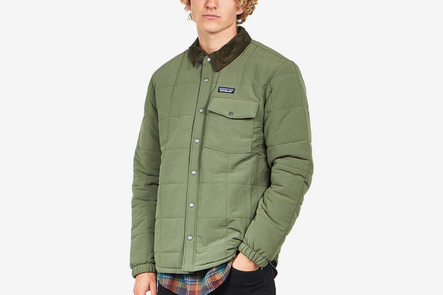 Isthmus Quilted Shirt Jacket