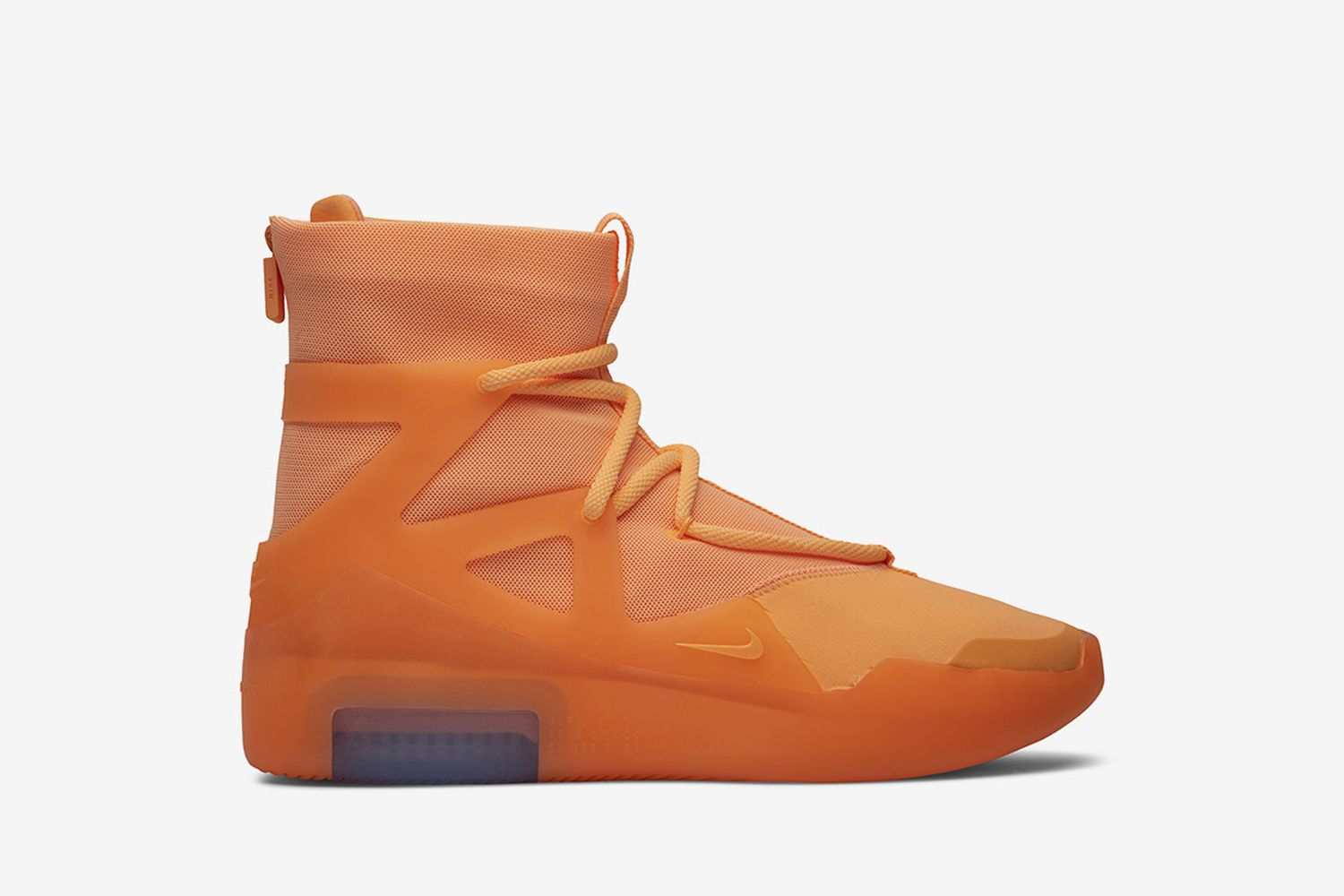 Air Fear Of God 1 'Orange Pulse'