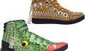 Gola x Jean-Charles de Castelbajac Hi Top Sneaker Collection