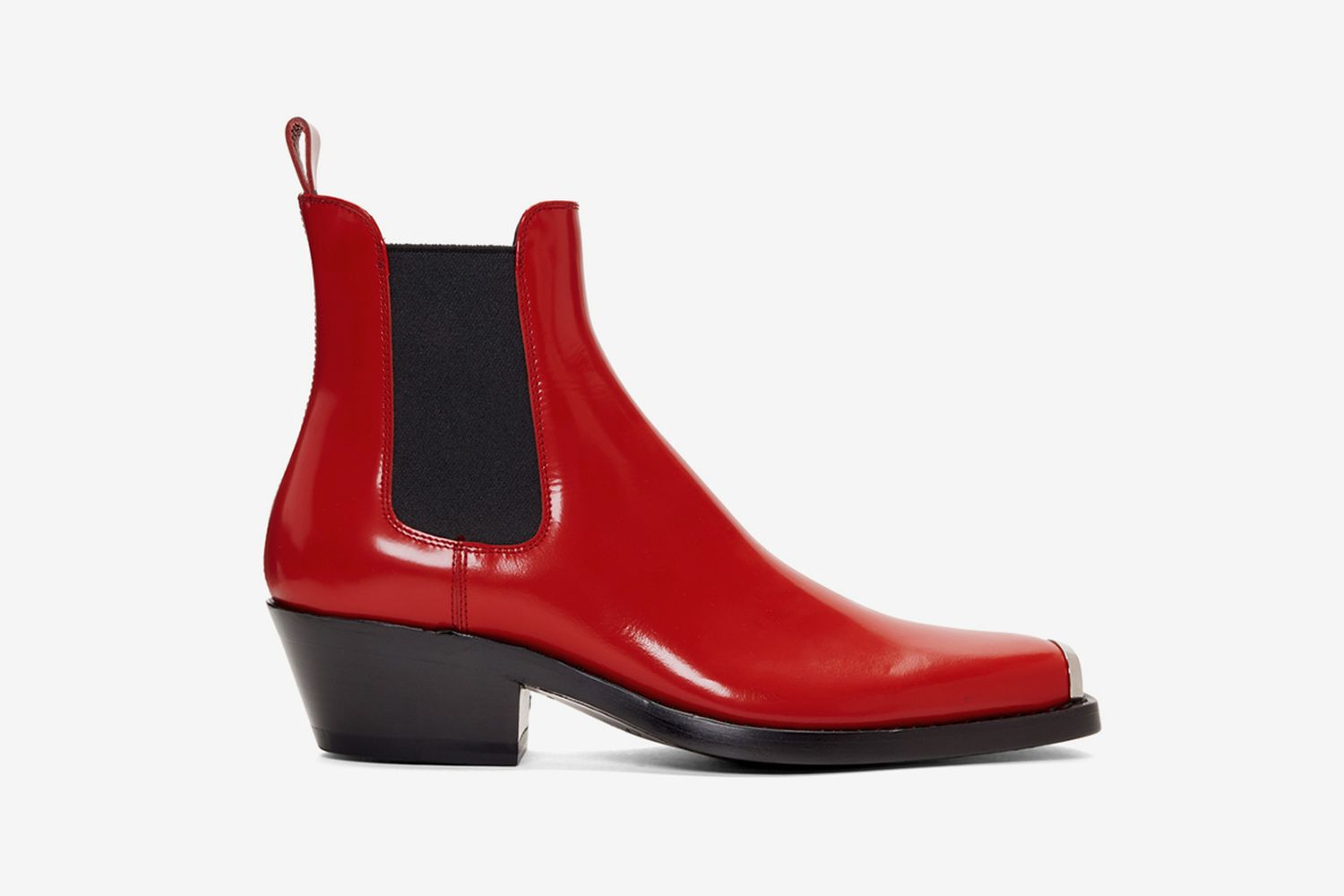 Western Chris Crosta Chelsea Boots