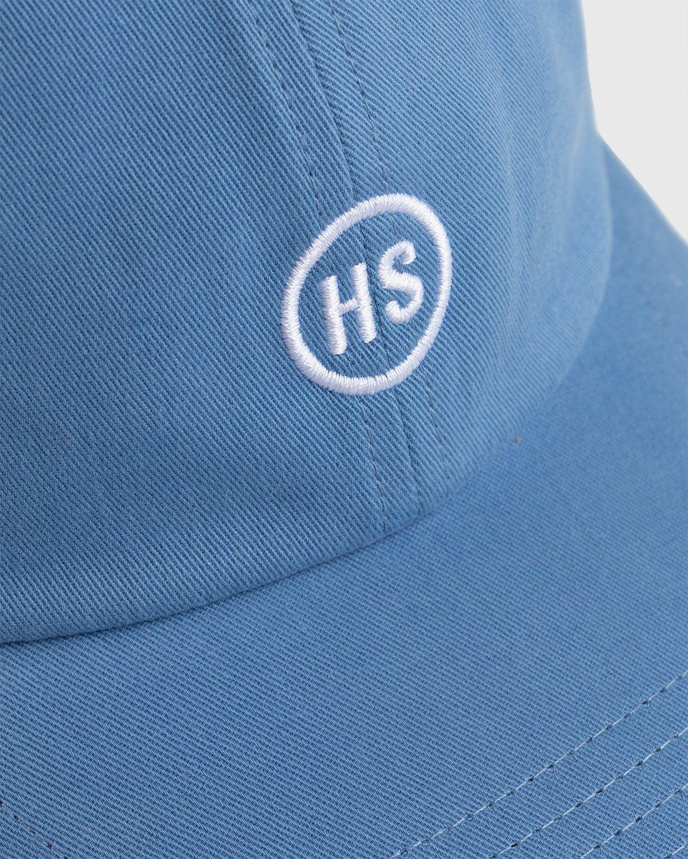 Highsnobiety – Baseball Cap Blue - Image 4
