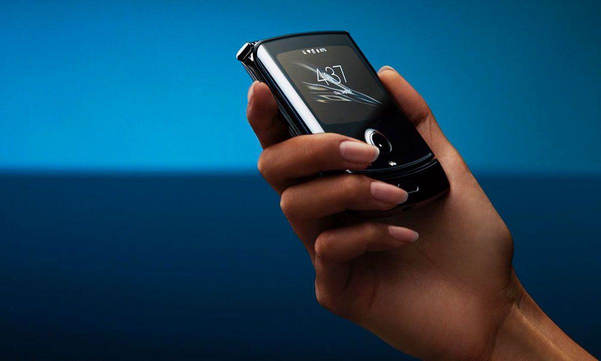 The Motorola Razr Makes a Comeback as a $1,500 Foldable Touch-Screen Smartphone