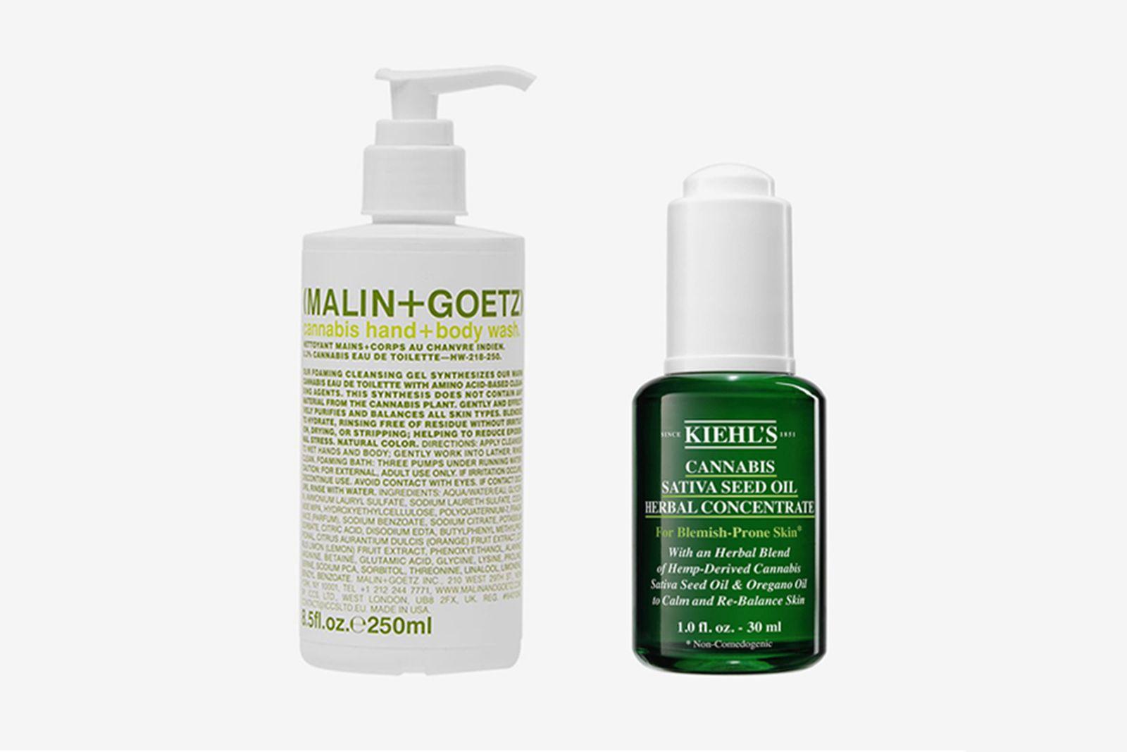 cbd grooming products 002 cannuka kiehls malin+goetz