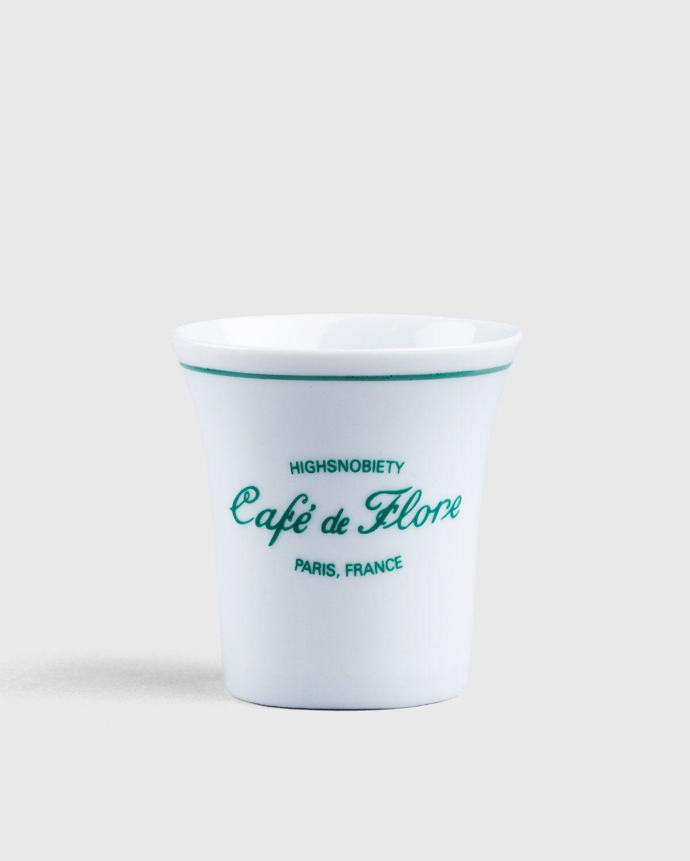 Café De Flore x Highsnobiety — Egg Cup - Image 2