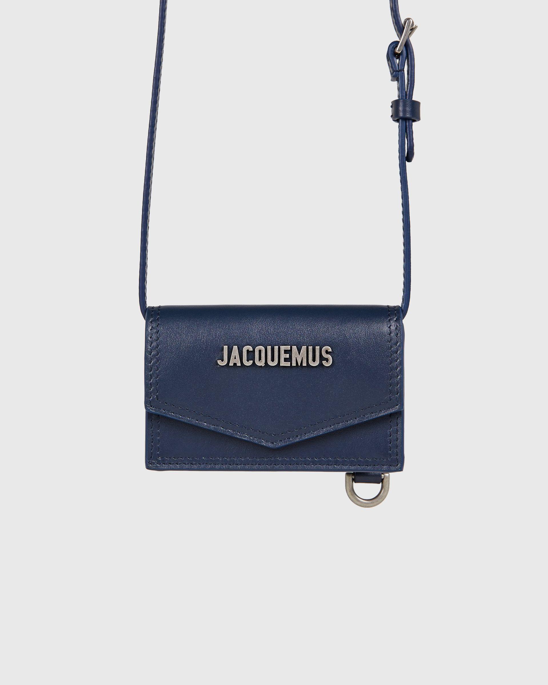 JACQUEMUS - Le Porte Azur Navy - Image 1