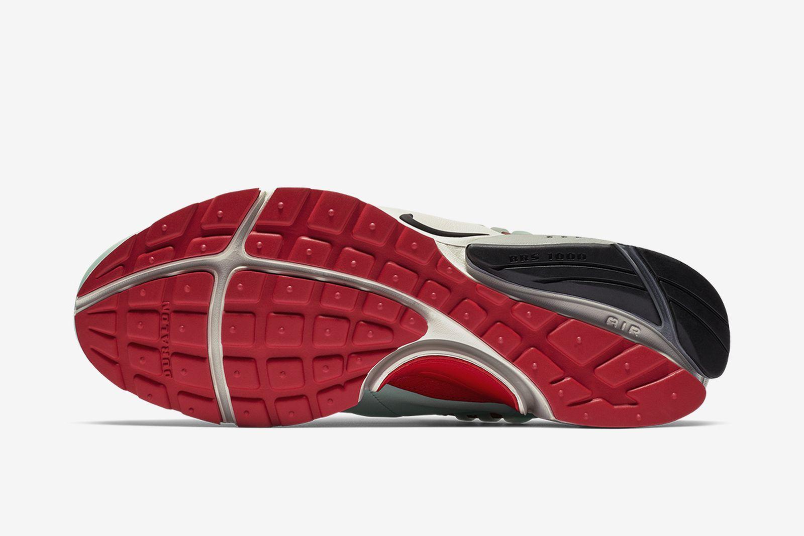 COMME des GARÇONS HOMME Plus x Nike Air Presto Foot Tent: Release ...