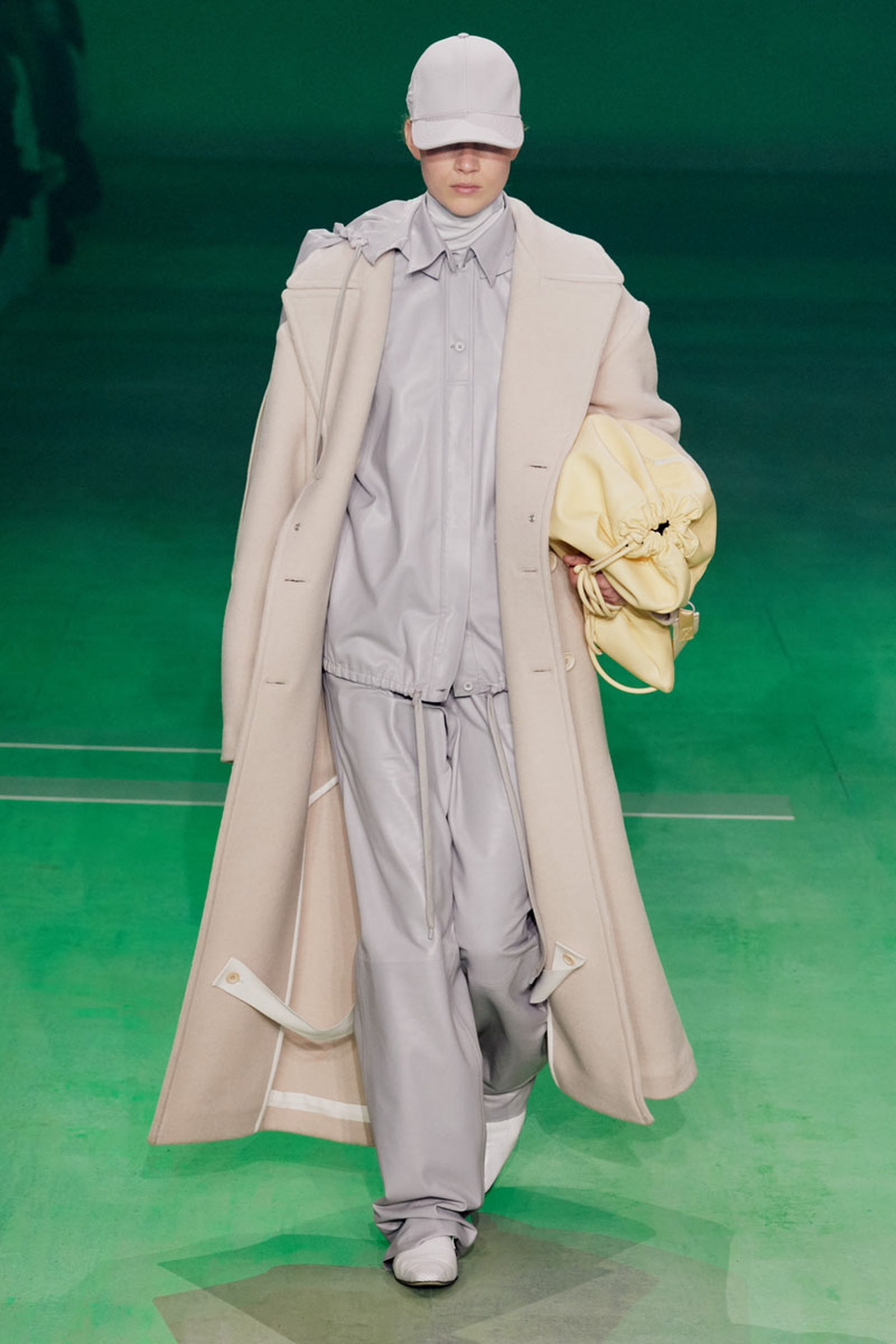 24lascoste fw19 paris fashion week Louise Trotter lacoste runway
