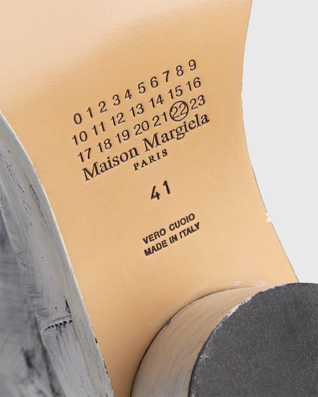 Maison Margiela – Tabi Bianchetto Chelsea Boots White - Image 4