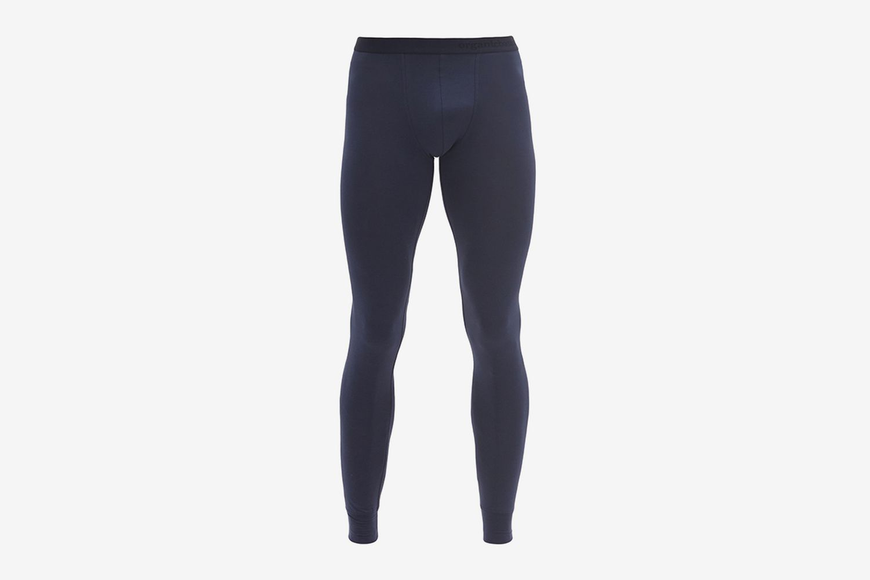 Lite Tencel-Blend Jersey Thermal Leggings