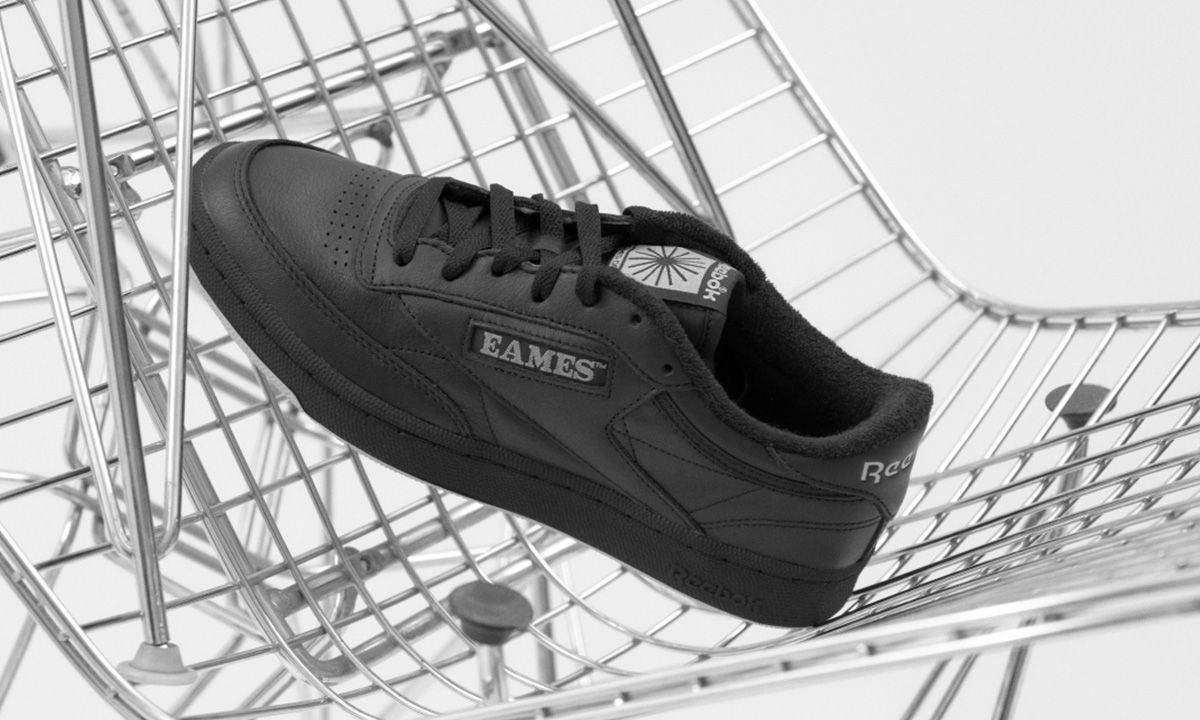 How Reebok & Eames Made the Club C as Collectable as Furniture