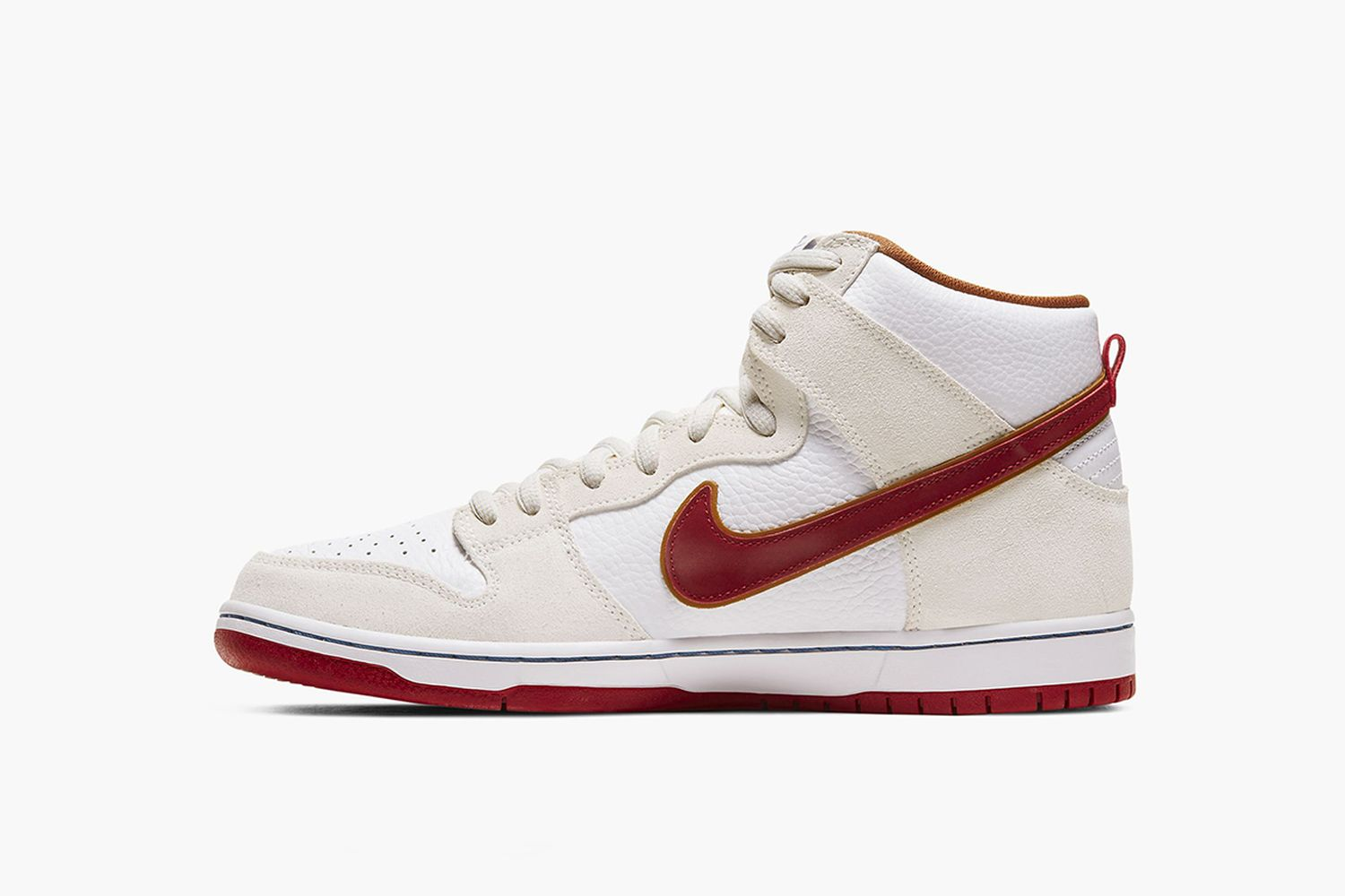 "Dunk High ""Team Crimson"""