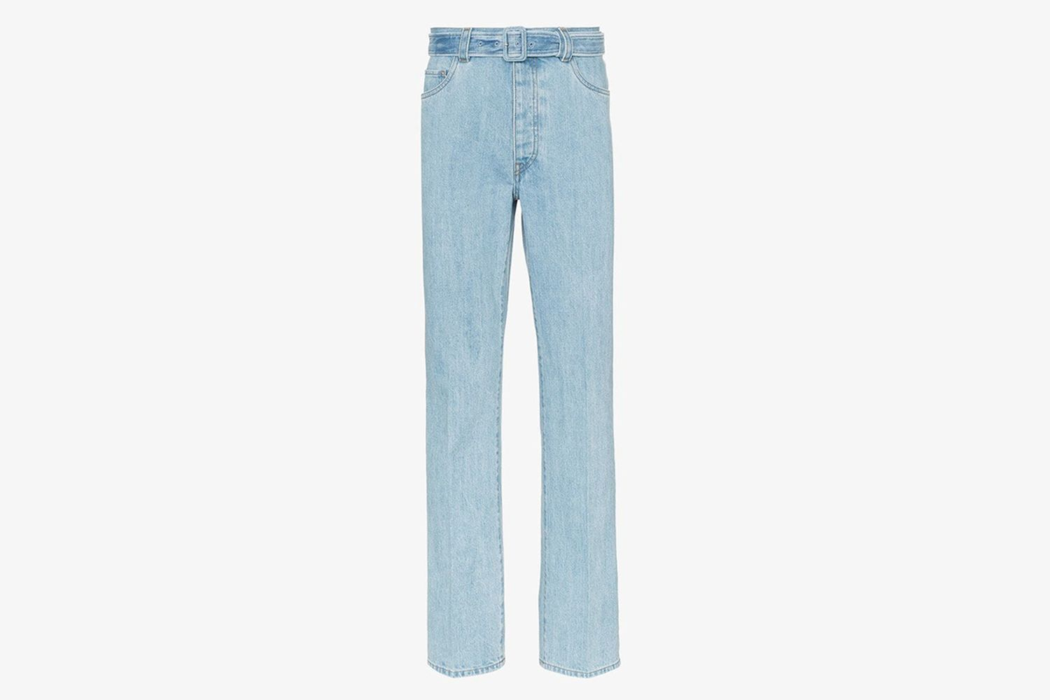 Vintage Style Bootcut Jeans