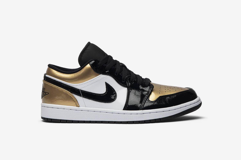 Air Jordan 1 Low 'Gold Toe'