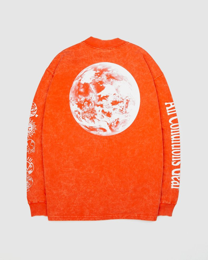 "Nike ACG ""Earth""  - Orange - Men's Longsleeve"
