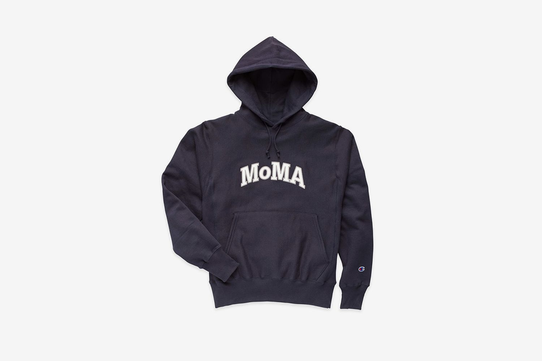 Champion Hoodie - MoMA Edition